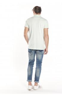 Polo shirt Adamson Man S18226 (34816) - DEELUXE-SHOP