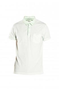 Polo shirt Adamson Man S18226 (34817) - DEELUXE-SHOP