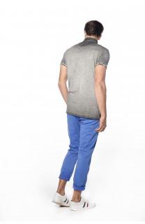 Polo shirt Adamson Man S18226 (34821) - DEELUXE-SHOP