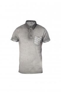 Polo shirt Adamson Man S18226 (34822) - DEELUXE-SHOP