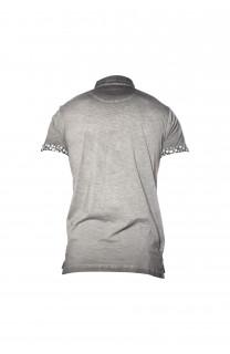 Polo shirt Adamson Man S18226 (34823) - DEELUXE-SHOP