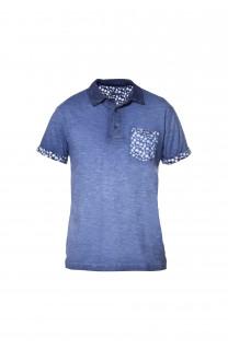 Polo shirt Adamson Man S18226 (34827) - DEELUXE-SHOP