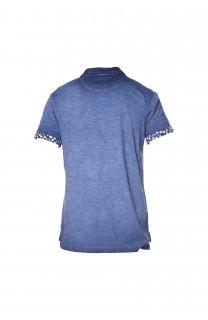 Polo shirt Adamson Man S18226 (34828) - DEELUXE-SHOP