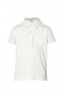 Polo shirt Adamson Boy S18226B (34834) - DEELUXE-SHOP
