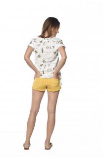 Blouse Sunlight Woman S18404W (34852) - DEELUXE-SHOP