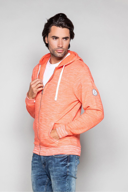Sweatshirt Sweatshirt Newstep Man S18549 (35000) - DEELUXE-SHOP