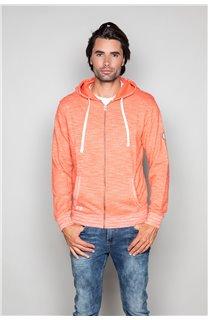 Sweatshirt Sweatshirt Newstep Man S18549 (35001) - DEELUXE-SHOP