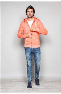 Sweatshirt Sweatshirt Newstep Man S18549 (35002) - DEELUXE-SHOP