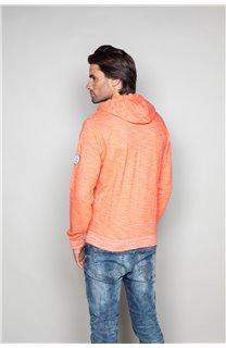 Sweatshirt Sweatshirt Newstep Man S18549 (35003) - DEELUXE-SHOP