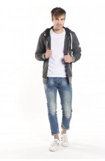 Sweatshirt Sweatshirt Newstep Man S18549 (35005) - DEELUXE-SHOP