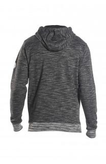 Sweatshirt Sweatshirt Newstep Man S18549 (35009) - DEELUXE-SHOP