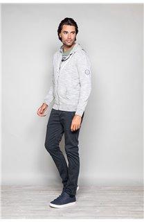 Sweatshirt Sweatshirt Newstep Man S18549 (35012) - DEELUXE-SHOP