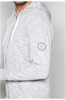 Sweatshirt Sweatshirt Newstep Man S18549 (35014) - DEELUXE-SHOP