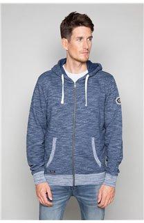 Sweatshirt Sweatshirt Newstep Man S18549 (35017) - DEELUXE-SHOP