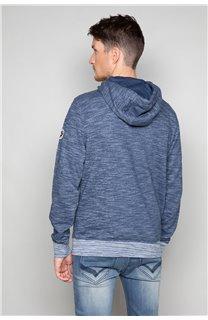 Sweatshirt Sweatshirt Newstep Man S18549 (35018) - DEELUXE-SHOP