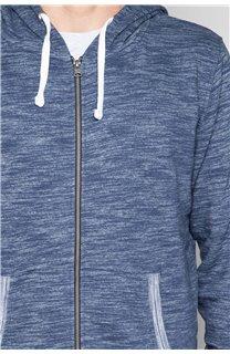 Sweatshirt Sweatshirt Newstep Man S18549 (35019) - DEELUXE-SHOP