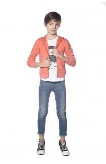 Sweatshirt Sweatshirt Newstep Boy S18549B (35020) - DEELUXE-SHOP
