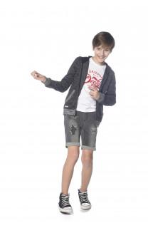 Sweatshirt Sweatshirt Newstep Boy S18549B (35025) - DEELUXE-SHOP