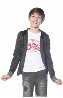 Sweat NEWSTEP Garçon S18549B (35026) - DEELUXE
