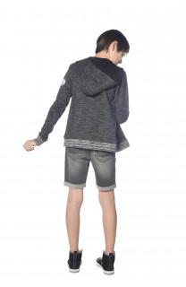 Sweatshirt Sweatshirt Newstep Boy S18549B (35027) - DEELUXE-SHOP