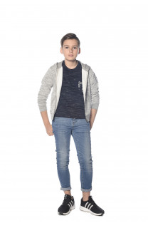 Sweatshirt Sweatshirt Newstep Boy S18549B (35030) - DEELUXE-SHOP