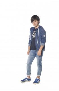 Sweatshirt Sweatshirt Newstep Boy S18549B (35036) - DEELUXE-SHOP