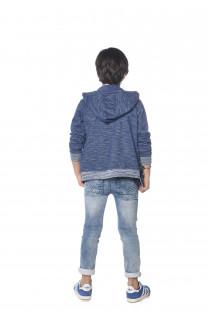 Sweatshirt Sweatshirt Newstep Boy S18549B (35037) - DEELUXE-SHOP
