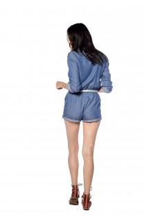 Jumpsuit Weavy Woman S18753W (35107) - DEELUXE-SHOP