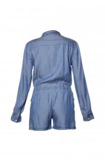 Jumpsuit Weavy Woman S18753W (35109) - DEELUXE-SHOP