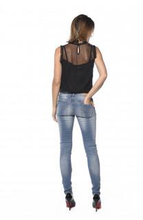 Jean LEXIE Femme S18J880W (35208) - DEELUXE