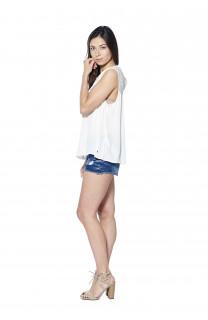 Short LOVA Femme S18J886W (35220) - DEELUXE