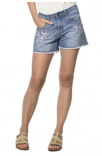 Short Short Star Woman S18J887W (35226) - DEELUXE-SHOP