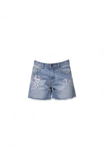Short Short Star Woman S18J887W (35227) - DEELUXE-SHOP