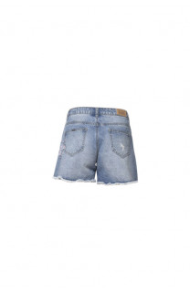 Short Short Star Woman S18J887W (35228) - DEELUXE-SHOP