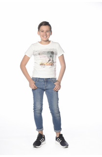 T-shirt Adventure Boy S18114B (35258) - DEELUXE-SHOP