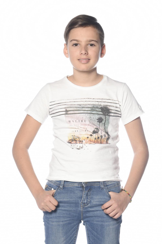 T-shirt Adventure Boy S18114B (35259) - DEELUXE-SHOP