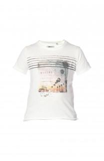 T-Shirt ADVENTURE Garçon S18114B (35261) - DEELUXE