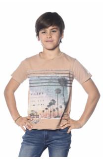 T-shirt Adventure Boy S18114B (35264) - DEELUXE-SHOP