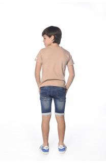 T-Shirt ADVENTURE Garçon S18114B (35265) - DEELUXE