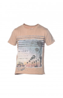 T-shirt Adventure Boy S18114B (35266) - DEELUXE-SHOP