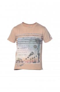 T-Shirt ADVENTURE Garçon S18114B (35266) - DEELUXE