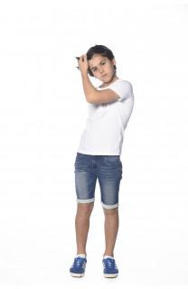 T-shirt Skool Boy S18150B (35283) - DEELUXE-SHOP