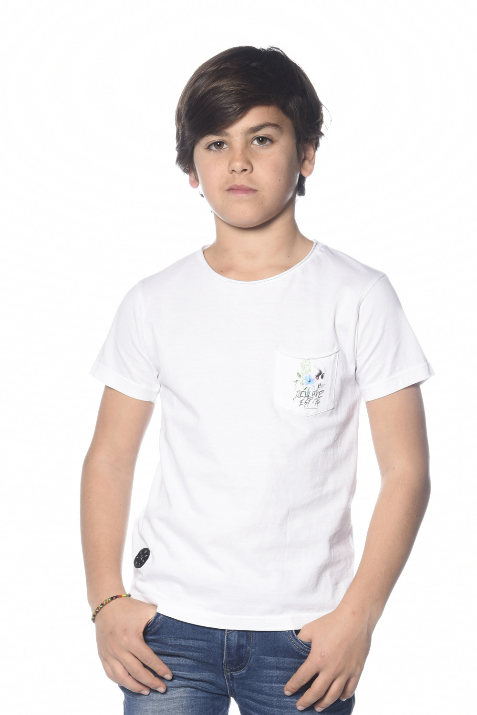 T-shirt Skool Boy S18150B (35284) - DEELUXE-SHOP