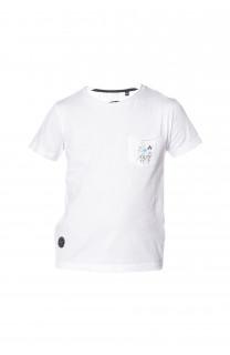 T-shirt Skool Boy S18150B (35286) - DEELUXE-SHOP