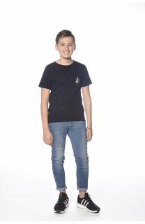 T-shirt Skool Boy S18150B (35288) - DEELUXE-SHOP