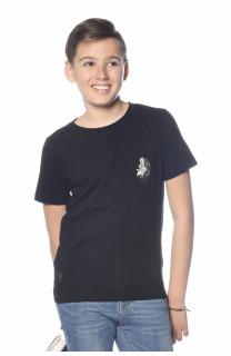 T-shirt Skool Boy S18150B (35289) - DEELUXE-SHOP