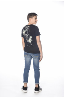 T-shirt Skool Boy S18150B (35290) - DEELUXE-SHOP