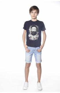 T-Shirt CLYDE Garçon S18178B (35318) - DEELUXE