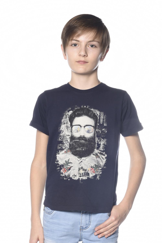 T-Shirt CLYDE Garçon S18178B (35319) - DEELUXE