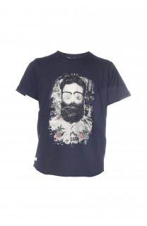 T-shirt T-shirt Clyde Boy S18178B (35321) - DEELUXE-SHOP